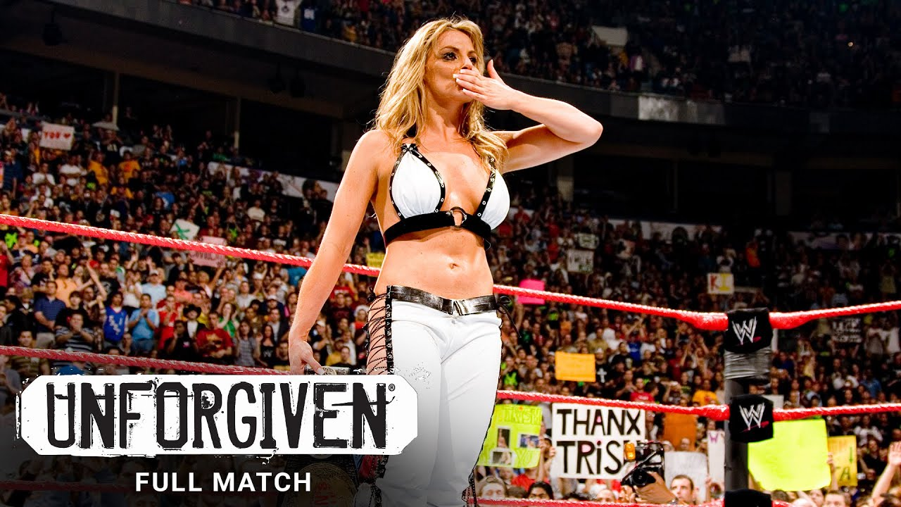 Unforgiven 2006: Trish Stratus vs. Lita (full match)
