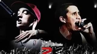 Eminem ft Canserbero