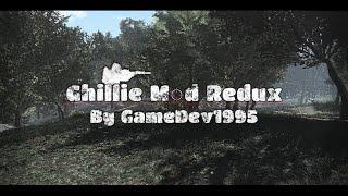 Ghillie Mod Redux V2 Overview