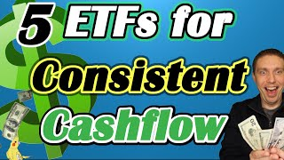 5 ETFs To Slowly Replace Your Income (ETFs for Passive Income) ?