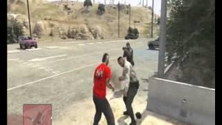 GTA 5 Убойный Удар