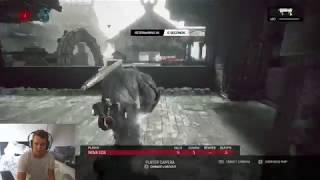 🔴 GEARS OF WAR 4 RAGING WITH MOOMOOMILK - Video Youtube