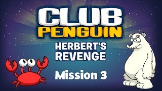 Club Penguin: Herbert's Revenge Mission 3 - Questions for a Crab