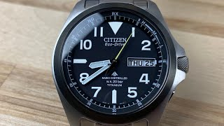 Citizen pmd56 Perfect everyday watch