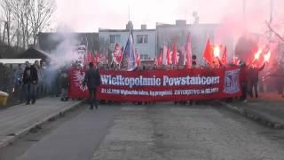 preview picture of video 'Marsz Zwycięstwa - Kaźmierz 2015'