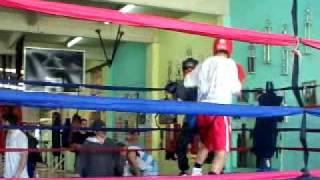 Alberto Melian vs Maxi Marquez en MARTINEZ 01 08 09 ROUND 2
