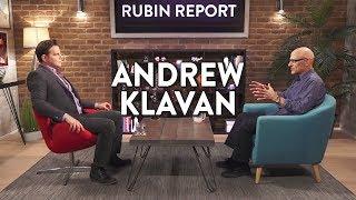Andrew Klavan and Dave Rubin: Left vs Right, Trump, and the Dishonest Media (Full Interview)