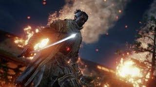 Sekiro Shadows Die Twice - Official Reveal Trailer (E3 2018)