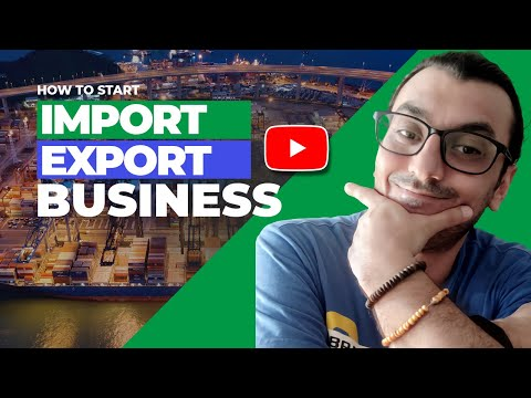 , title : 'HOW TO START AN IMPORT/EXPORT BUSINESS