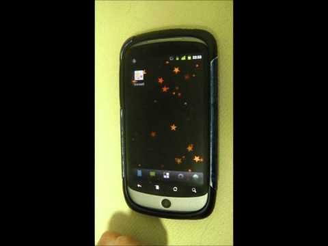Video of Star wall Live Wallpaper