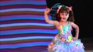 Escuela Talentos: Mundo de Caramelo -  TALENTOS TV (Jun 2013)