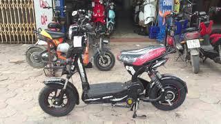 Giới thiệu xe đạp điện Giant m133 S3 chính hãng Before All 2018 không cần đăng ký biển số