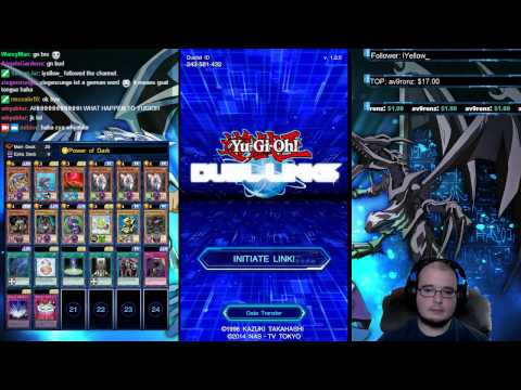 Video YuGiOh Duel Links Data Transfer