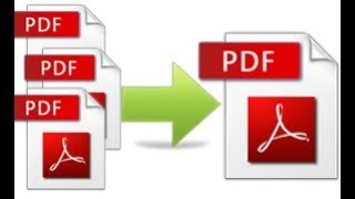 How To Combine or Merge and Split or Break PDF Files