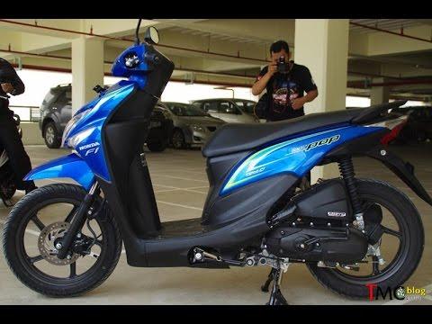 ACG starter halus Honda Beat POP ESP