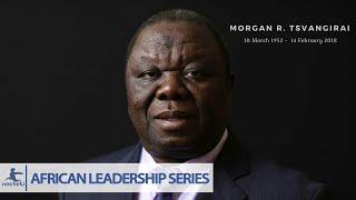 African Hero Morgan Tsvangirai Last Speech Before His Tragic Death