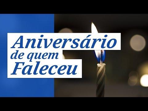Aniversário De Quem Já Morreu Mensagens De Aniversário