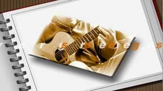 Roberto Colombo Modern Fingerstyle Acoustic Guitar video preview