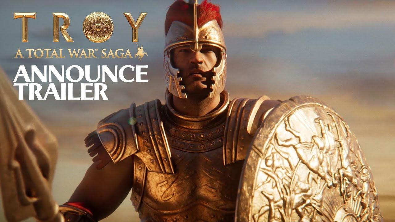 Trailer di A Total War Saga: TROY