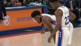 Philadelphia 76ers vs Indiana Pacers | January 17, 2019