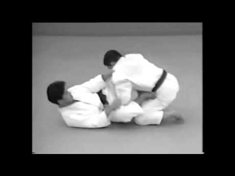 Judo - Ude-hishigi-te-gatame