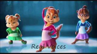 Single Ladies by Chipettes REAL VOICES