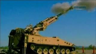 Xm1203 Non - Line - of - Sight Cannon - Characteristics