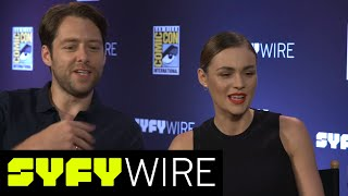 SDCC 2017 - SyFy Wire - Cast Interview