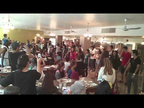 ESC Flash Mob