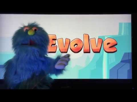 Video of Evolve puzzle - on vitamins