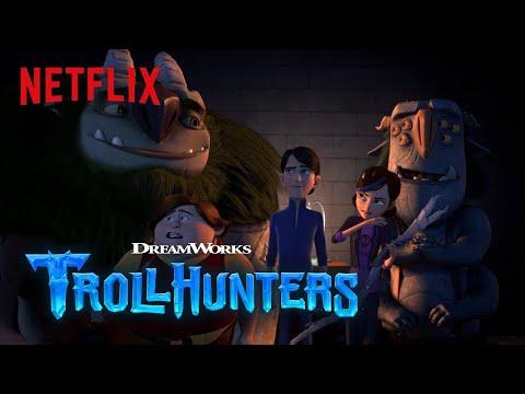 Trollhunters Season 2 (Promo)