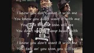 Eminem ft. G-unit-Bump heads(with lyrics)