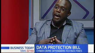 Cyber crime offenders to face fines according to the Data Protection Bill assented by Uhuru