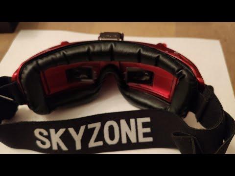 Skyzone SKY03O Oled VS Skyzone SKY02S V+ (TEST DVR )