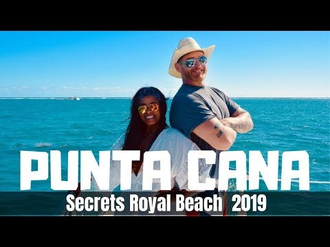Secrets Royal Beach Punta Cana Dominican Republic Vacation 2019