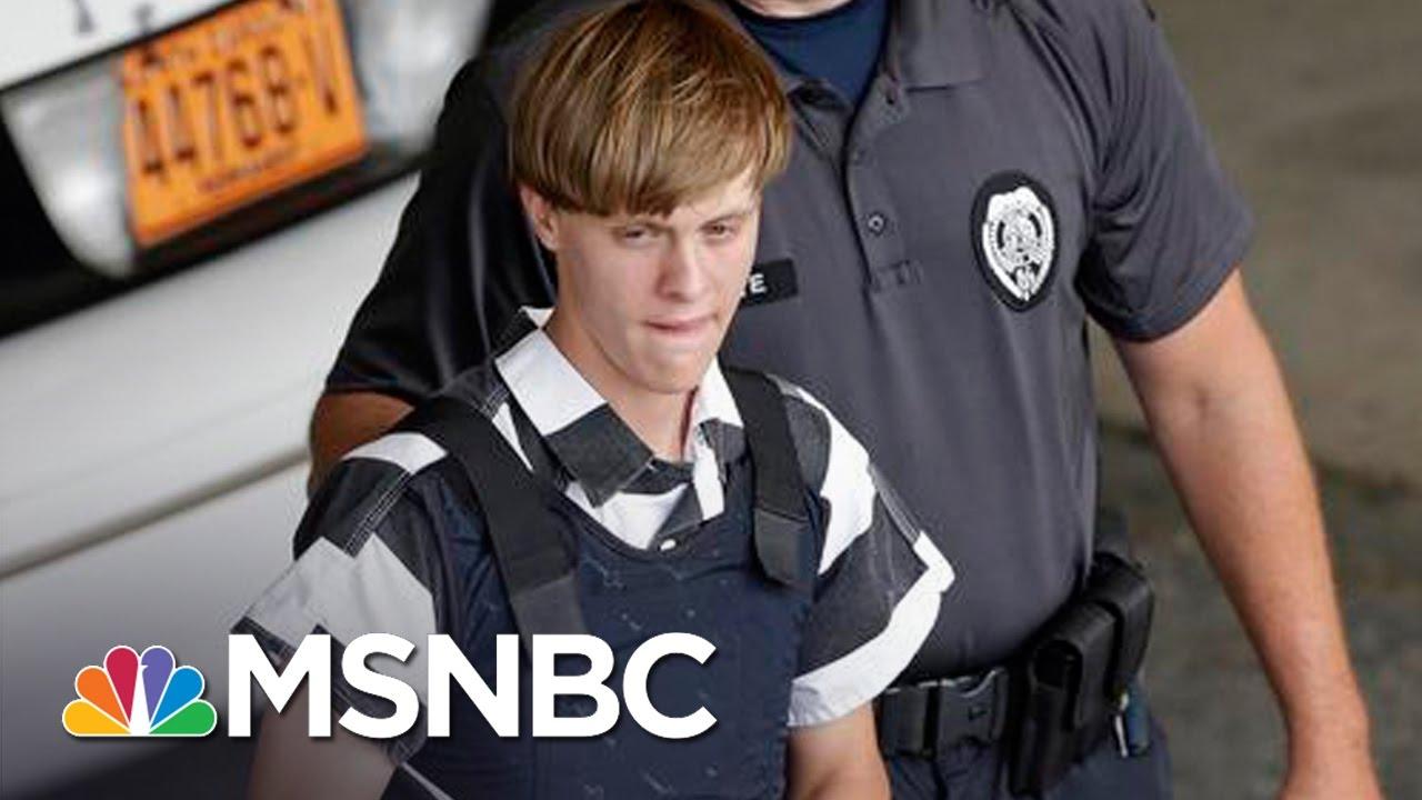 Sentencing Begins For Charleston Church Shooter | MSNBC thumbnail