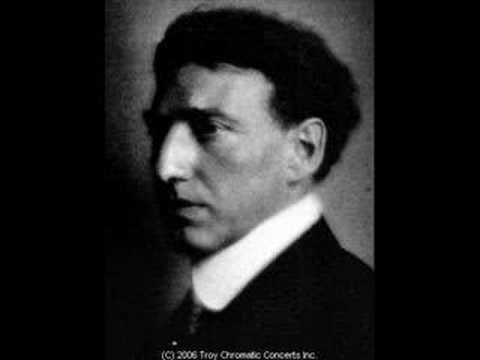 BUSONI PLAYS Liszt LA-CAMPANELLA