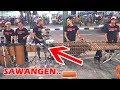 SAWANGEN Permainan Ketipung Drum nya Seru bro CAREHAL ANGKLUNG MALIOBORO Via Vallen Wandra