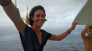Vidéo de la Trans-pacifique
