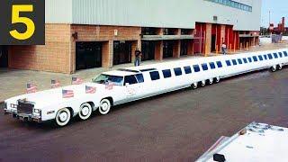 faze tari cele mai lungi limuzine din lume