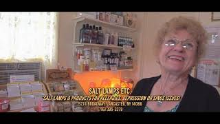 """DISC 245 - """"Salt Lamps Etc."""", Lancaster, NY"""