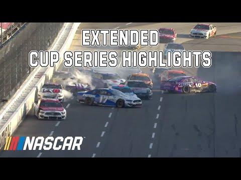 NASCAR ヴァージニア500(マーティンズビル・スピードウェイ)ハイライト動画