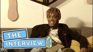 The Lyrical Lemonade Interview - Juice Wrld