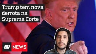 Joel Pinheiro: Alegações de Trump sobre fraude nas eleições são falsas e rejeitadas