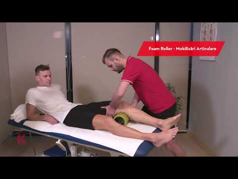 Dureri la nivelul articulațiilor genunchiului cu artroză