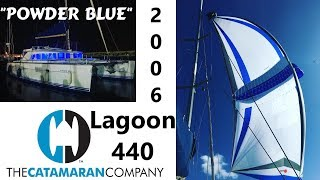 Used Sail Catamarans for Sale 2006 Lagoon 440
