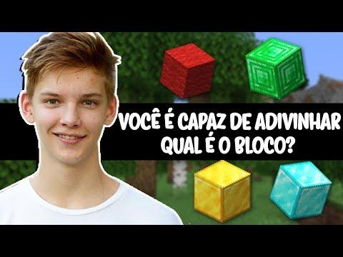 Minecraft: MEU FÃ FEZ UM DESAFIO PARA TODOS VOCÊS!