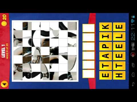 4 Pics 1 Word: More Words wideo