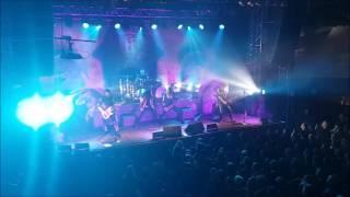 Hammerfall - Hammer High - Live in Bremen / Aladin 2017