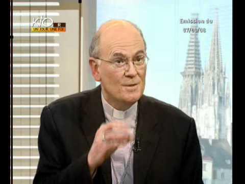 Mgr Jean-Paul James - Diocèse de Beauvais